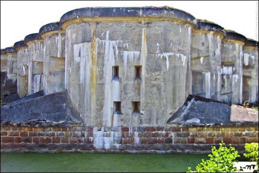 Крепостной форт № 5