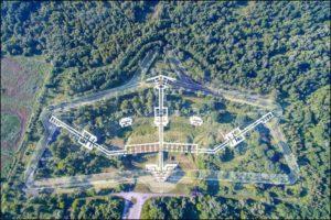 Схема 5 форт с высоты