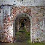 Внутри форта № 5