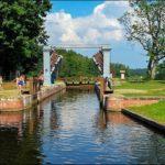 Августовский канал, шлюз