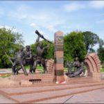 Памятник в Брестской крепости