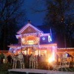 Дом Деда Мороза в пуще