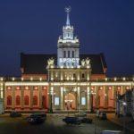 Брестский железнодорожный вокзал