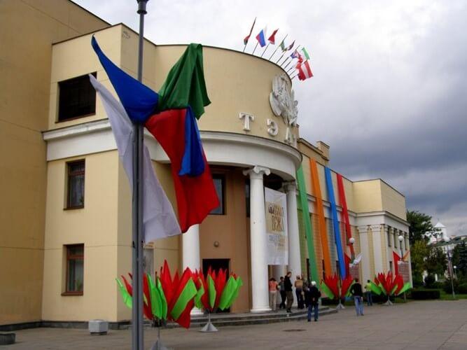 Брестский драмтеатр фотография 9