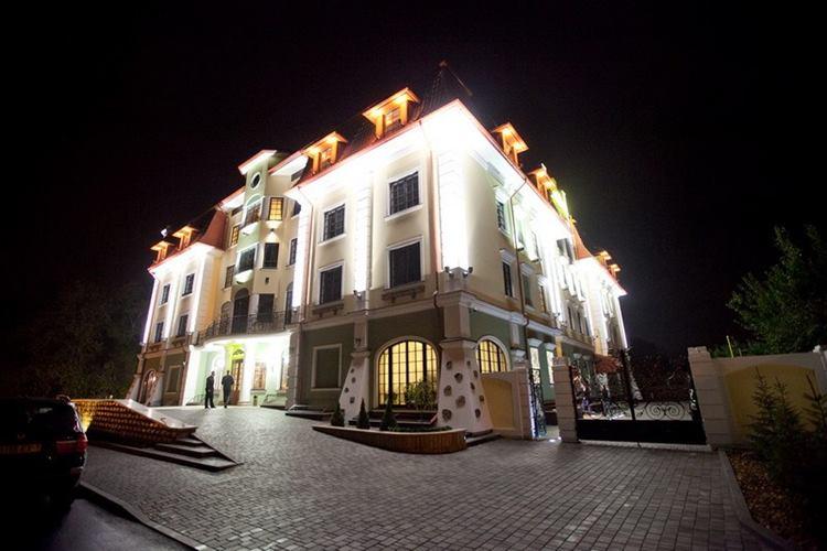 Отель «HERMITAGE» 4*