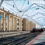 Брестский жд вокзал фотография 24