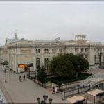 Брестский жд вокзал фотография 13
