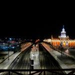 Брестский жд вокзал фотография 8