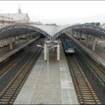 Брестский жд вокзал фотография 4