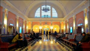 Брестский жд вокзал фотография 3