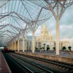 Брестский жд вокзал фотография 22