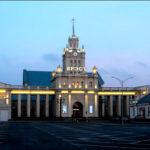 Брестский жд вокзал фотография 19