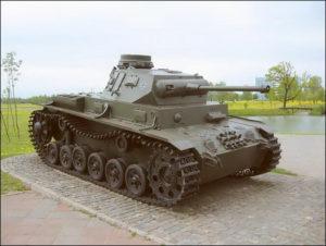 Уникальный немецкий танк