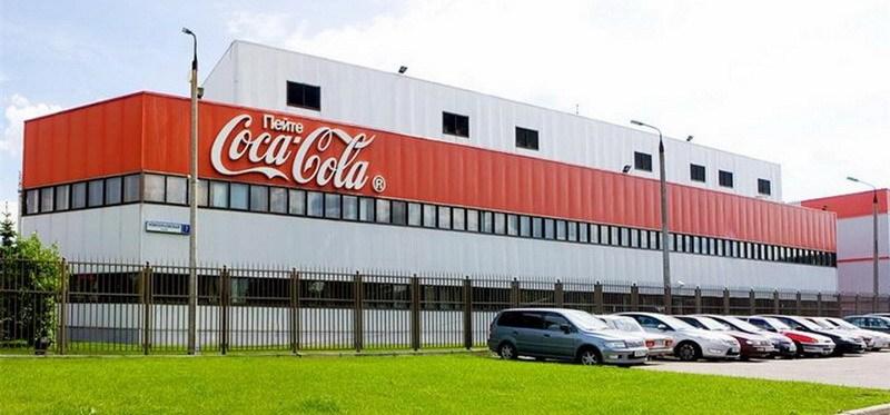 Завод «Coca-Cola»