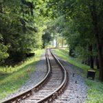 Детская железная дорога фотография 10
