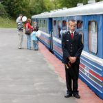 Детская железная дорога фотография 11