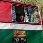 Детская железная дорога фотография 13