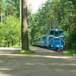 Детская железная дорога фотография 3