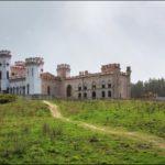 Дворец Пусловских в Коссово фотография