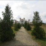 Дворец Пусловских, фасад