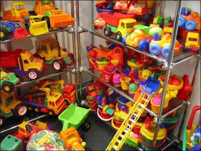 Фабрика игрушек «Полесье»