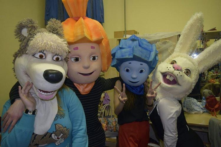 Гомельский государственный театр кукол