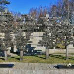 Хатынь, столбы с именами