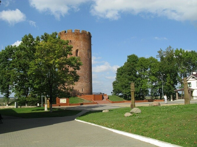 Каменецкая вежа фотография 5