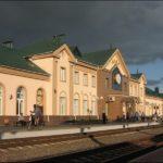 ЖЕ вокзал в Лиде