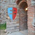 Тайный вход в замок