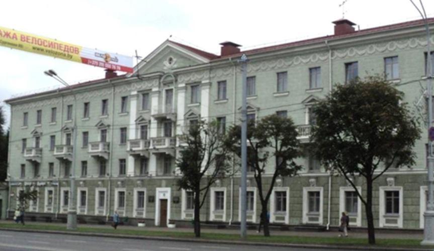 Общежитие № 2 «БНТУ»