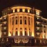 Минск гостиница CROWNE PLAZA 1