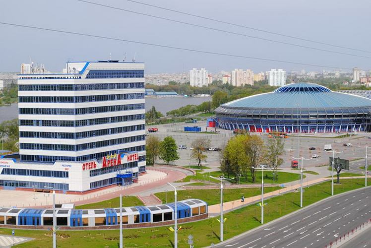 МИнск гостиница Арена фотография 1