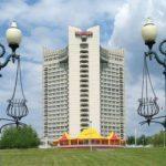 Минск гостиница Беларусь фотография 4