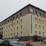 Минск гостиница Белстройцентр фотография 2