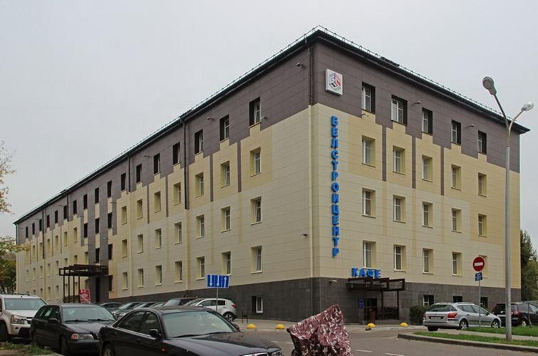 Гостиница РУП «Белстройцентр»