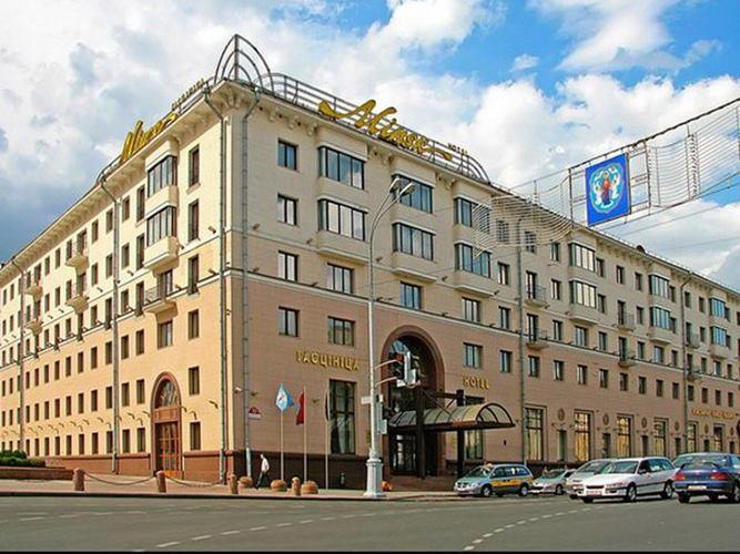 Минск гостиница Минск фотография 1