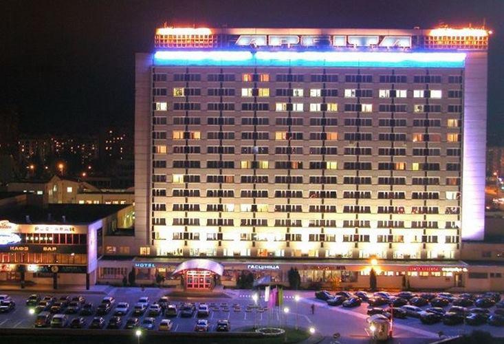 Минск гостиница Орбита фотография 1