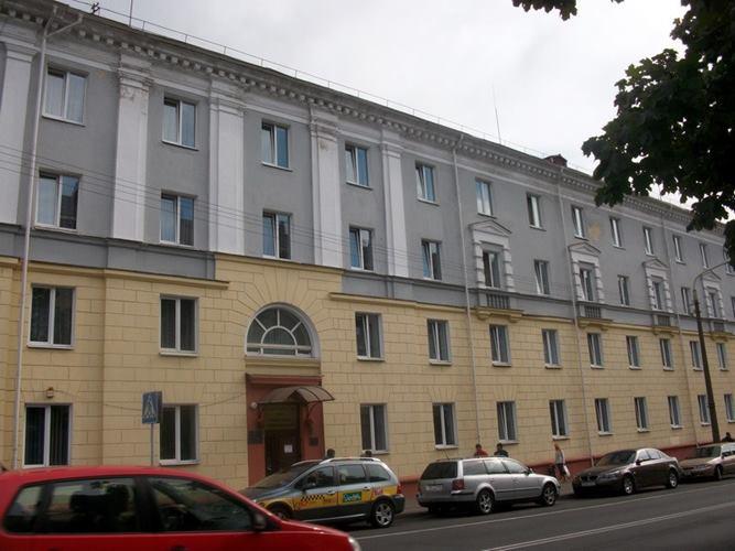 Минск гостиница РИПО фотография 2