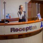 Минск гостиница Вояж фотография 2