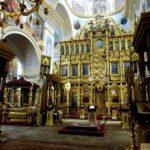 Свято-никольский женский монастырь иконостас