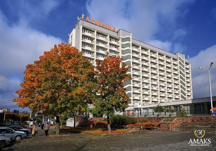 Гостиница «Могилев»