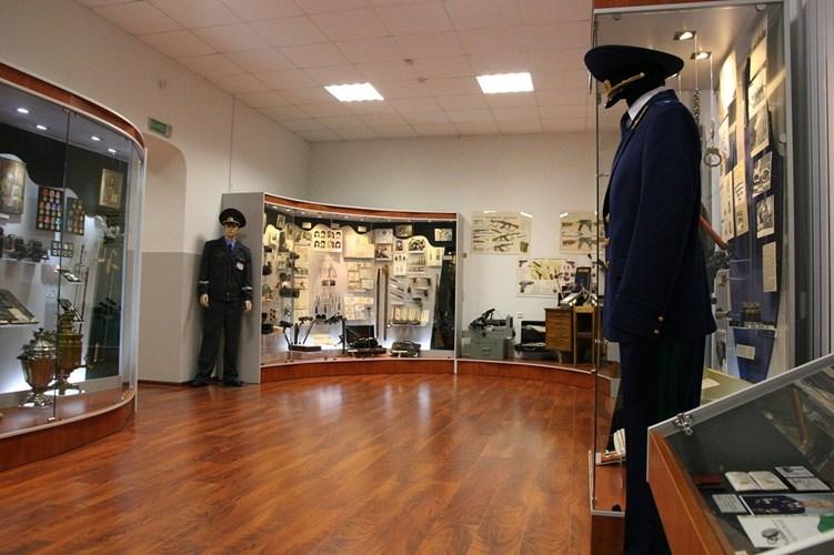 Музей криминалистики в Гомеле