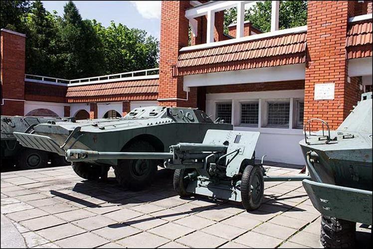 Кобринский военно-исторический музей имени Суворова
