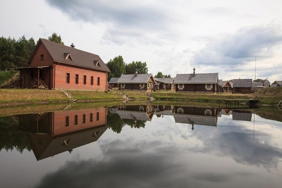 Этнокультурный комплекс «Наносы-Новоселье»