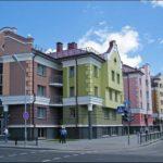 Улицы Пинска летом
