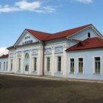 Вокзал станция Рогачев