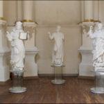 Статуи в Софийском соборе