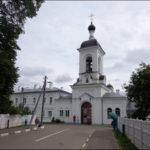 Спасо-Ефросиньевский монастырь вход