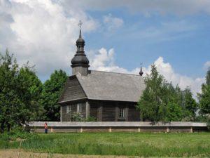 Церковь в Строчицах